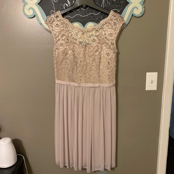David's Bridal Dresses & Skirts - Bridesmaid dress!